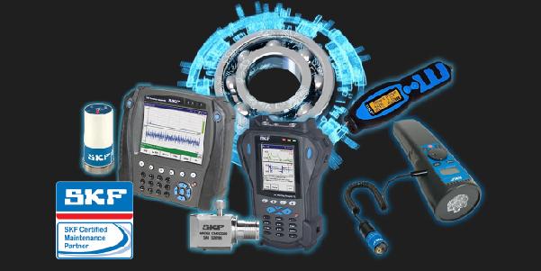 monitoreo RODAQUIN - Representante y Distribuidor Autorizado de SKF en Chile